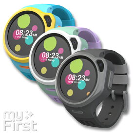 OAXIS myFirst Fone R1 子供用 スマートウォッチ 4G回線対応 見守りウォッチ GPS搭載腕時計