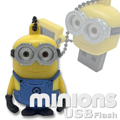 ミニオンズ USB ボブTribe minions USB FLASH 16GBBOB