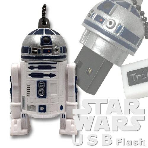スターウォーズ USB 16GB R2D2 USBメモリー 16ギガ USB2.0STAR WARS
