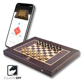 Square off スクエア オフ AI搭載 スマート チェスボード