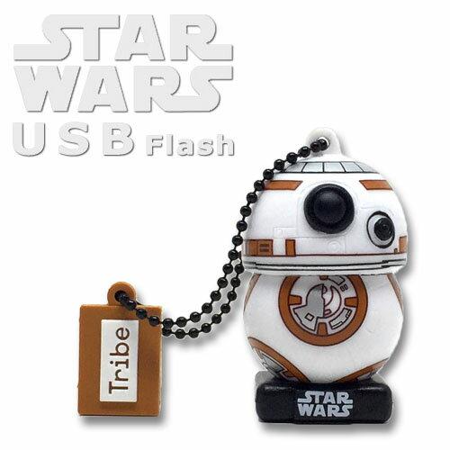 スターウォーズ USB BB-8Tribe STAR WARS USB FLASH 16GBBB-8