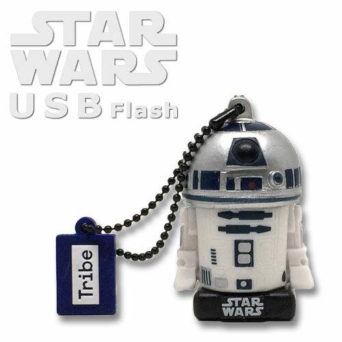 スターウォーズ USB R2D2Tribe STAR WARS USB FLASH 16GBR2D2