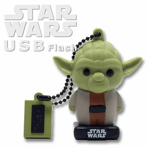 スターウォーズ USB ヨーダTribe STAR WARS USB FLASH 16GBYODA