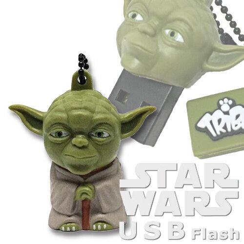 スターウォーズ USB 8GBヨーダ The Wise【送料無料/メール便】USBメモリー 8ギガ USB2.0STAR WARS YODA