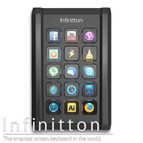 Infinitton インフィニトンカスタマズ式 液晶キーボード