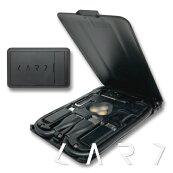 KableCARDケーブルカードガジェット用カード型マルチツールケーブル6種/microSDリーダー/スマホスタンド/ワイヤレス充電/SIM収納&ピン/LEDライト