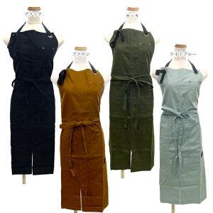洋服みたいに着るエプロン、「switch」ブランドから男女ともに使えるカラーバリエーションが豊富な、定番のワークエプロンが登場