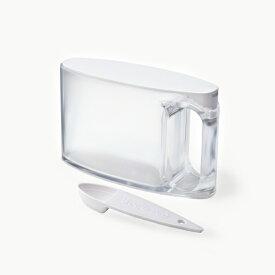 マーナ SLIM調味料入れ MARNA 調味料ケース キッチン雑貨 キッチン収納 スパイス容器 調味料ポット 砂糖入れ 塩入れ シュガーポット 砂糖ポット ソルトポット キッチングッズ キッチン用品 新入荷