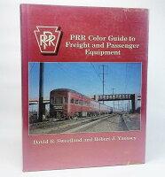 【中古】PRRColorGuidetoFreightandPassengerEquipmentDavidR.SweetlandandRobertJ.YanoseyMorningSunBooks