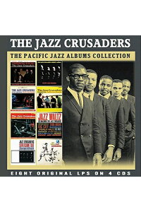 【輸入盤】ClassicPacificJazzAlbums(4CD)[JazzCrusaders]
