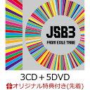 【楽天ブックス限定配送BOX】【楽天ブックス限定先着特典】BEST BROTHERS / THIS IS JSB (3CD+5DVD+スマプラ)(アク…