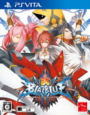 BLAZBLUE CHRONOPHANTASMA PS Vita版