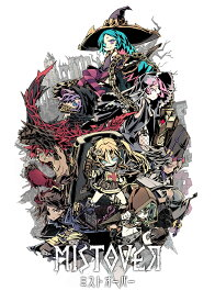 MISTOVER PS4版