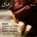 ラヴェル:ダフニスとクロエ/亡き王女のためのパヴァーヌ/ボレロ