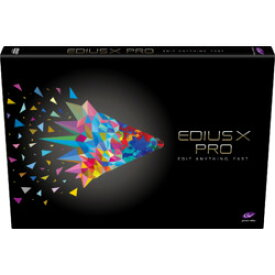 EPR10-STR-JP EDIUS X Pro 通常版