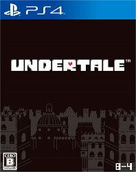 UNDERTALE PS4版