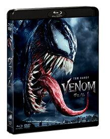 ヴェノム ブルーレイ&DVDセット【Blu-ray】 [ トム・ハーディ ]