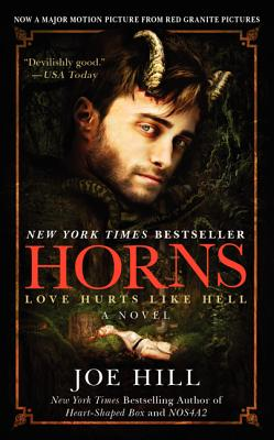 Horns HORNS M/TV [ Joe Hill ]