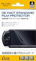 PSP用公式ライセンス品 液晶保護フィルム 「液晶保護プロテクトフィルム[防指紋仕様]」