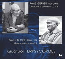 【輸入盤】String Quartet, 2, 4, 6, : Quatuor Terpsycordes +bloch: String Quartet, 2,
