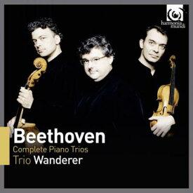 【輸入盤】ピアノ三重奏曲全集 トリオ・ワンダラー(4CD) [ ベートーヴェン(1770-1827) ]
