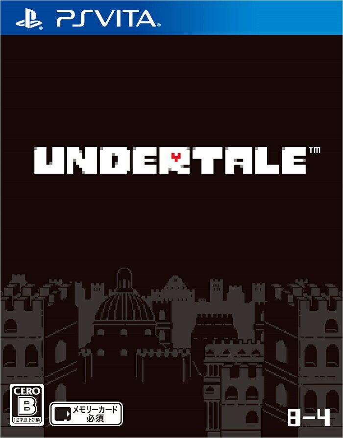 UNDERTALE PS Vita版