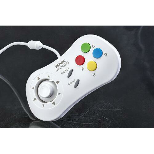 NEOGEO mini PAD (White)