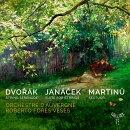 【輸入盤】ドヴォルザーク:弦楽セレナード、マルチヌー:弦楽六重奏曲(弦楽合奏版)、ヤナーチェク:組曲 ロベル…