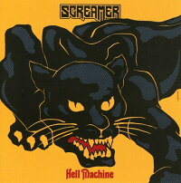 【輸入盤】HellMachine[Screamer(Sweden)]