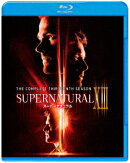 SUPERNATURAL <サーティーン> コンプリート・セット(4枚組)【Blu-ray】