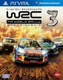 WRC 3 FIA ワールドラリーチャンピオンシップ PS Vita版