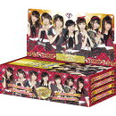 【AKBトレカ】 AKB48 official TREASURE CARD 通常販売10P BOX 【1BOX 10パック入り】