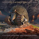 【輸入盤】Fanfare For The Uncommon Man: The Official Keith Emerson Tribute Concert (2CD+2DVD)