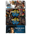 NEOGEO mini Character Stickers(4pcs)