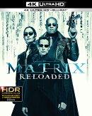 マトリックス リローデッド 日本語吹替音声追加収録版<4K ULTRA HD&HDデジタル・リマスター ブルーレイ>(3枚組)…
