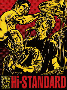 Live at AIR JAM 2011 [ Hi-STANDARD ]