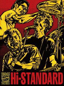 Live at AIR JAM 2011 [ Hi-STANDARD ]