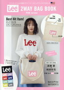 Lee 2WAY BAG BOOK PINK version