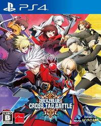 BLAZBLUE CROSS TAG BATTLE PS4版