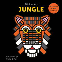 StickerArtJungleSTICKERARTJUNGLE(StickerArt)[Craig&Karl]