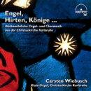 【輸入盤】『カールスルーエ教会、クリスマスのオルガンと合唱作品集』 ヴィーブッシュ、キリスト教会室内合唱団、…