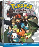 Pokemon Black and White Box Set 8 Volume Set [With Poster]