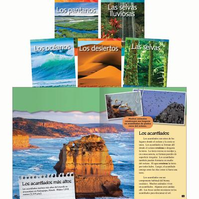 Biomes and Ecosystems Set [ Teacher Created Materials ]