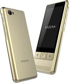 KAZUNA ETALK5 シャンパンゴールド グローバル通信(2年)