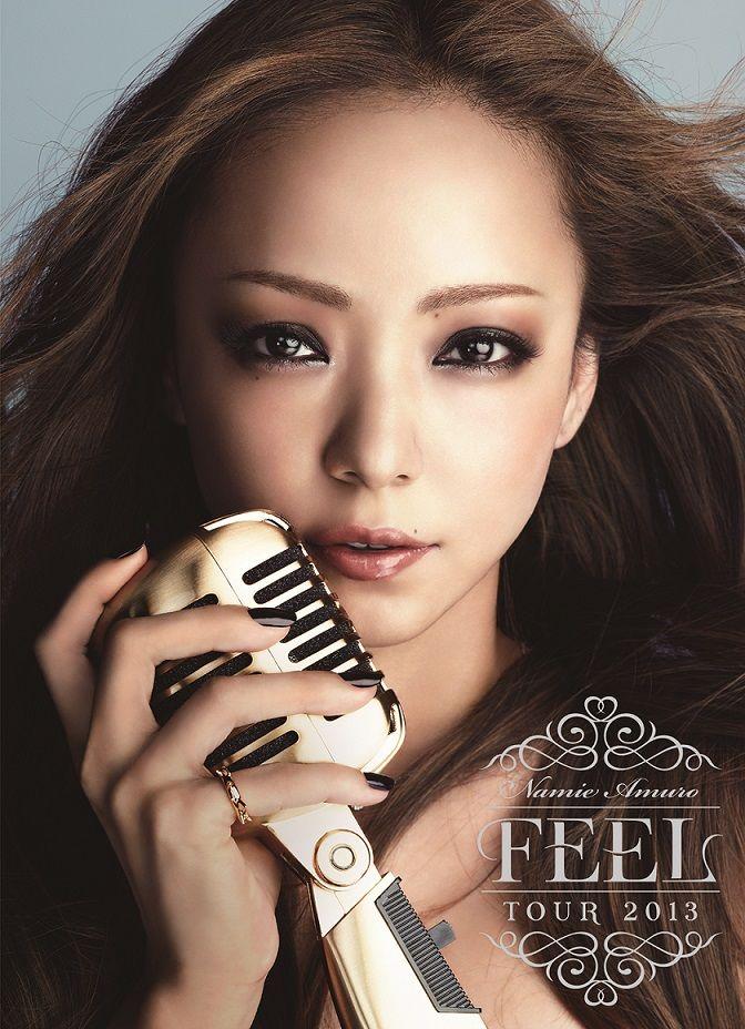 【外付けポスター特典無し】namie amuro FEEL tour 2013 [ namie amuro ]