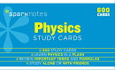 Physics Sparknotes Study Cards
