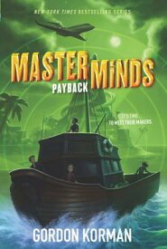 Masterminds: Payback MASTERMINDS PAYBACK (Masterminds) [ Gordon Korman ]