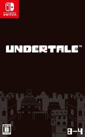 UNDERTALE Nintendo Switch版