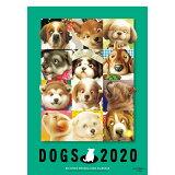 村松誠犬カレンダー(2020) ([カレンダー])