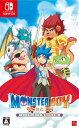 【楽天ブックス限定特典】モンスターボーイ 呪われた王国 Nintendo Switch版(アクリルキーホルダー)